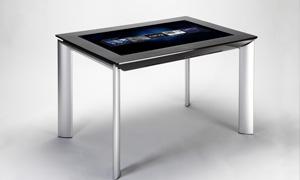 Table interactive Microsoft PixelSense Samsung SUR40