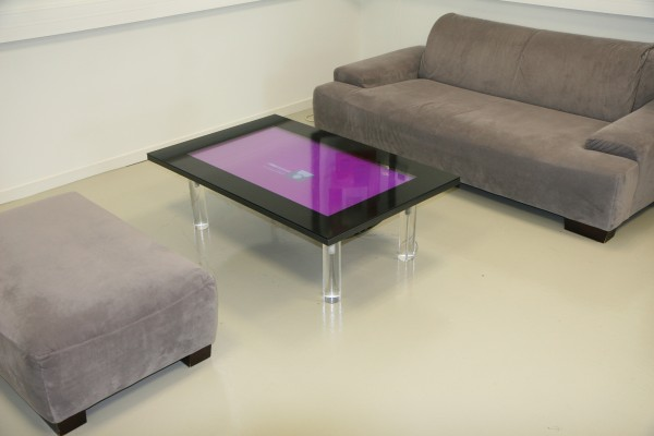 KT2 Table basse tactile