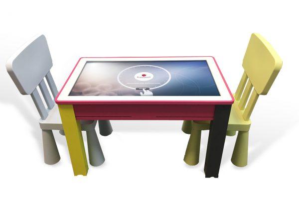 Tables Tactiles Pour Enfants Dymension
