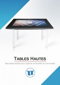catalogue table haute