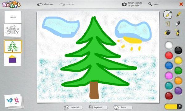 dessin tactile pour enfant