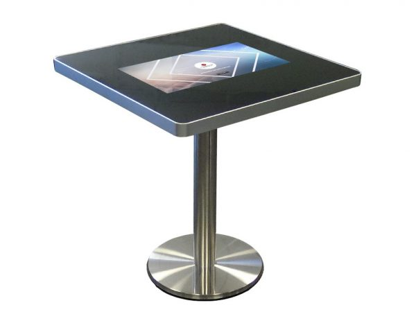 Table tactile pour restaurant