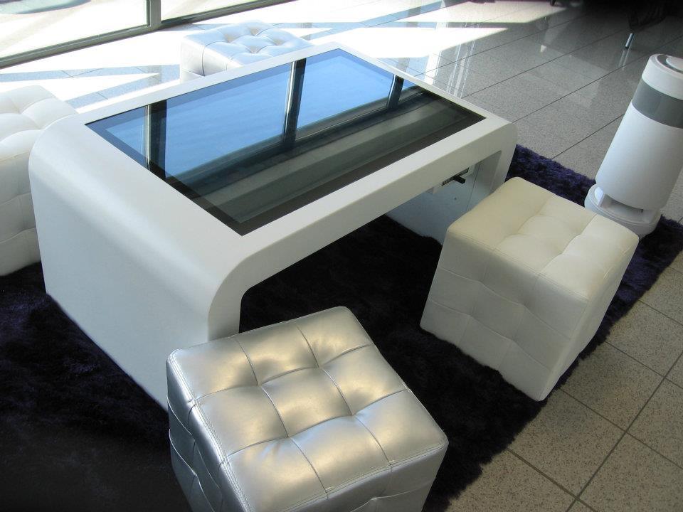 Salon table tactile Dym-Gvision