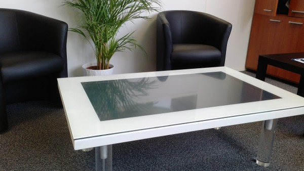Table tactile kt2 dymension - Table basse grand format ...