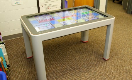 Table interactive ActivTable