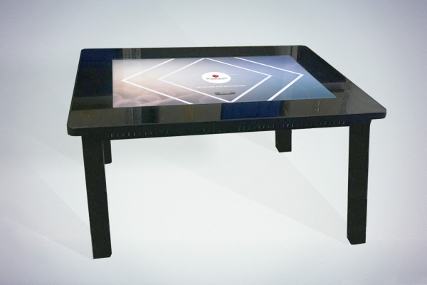 table tactile 4 pieds