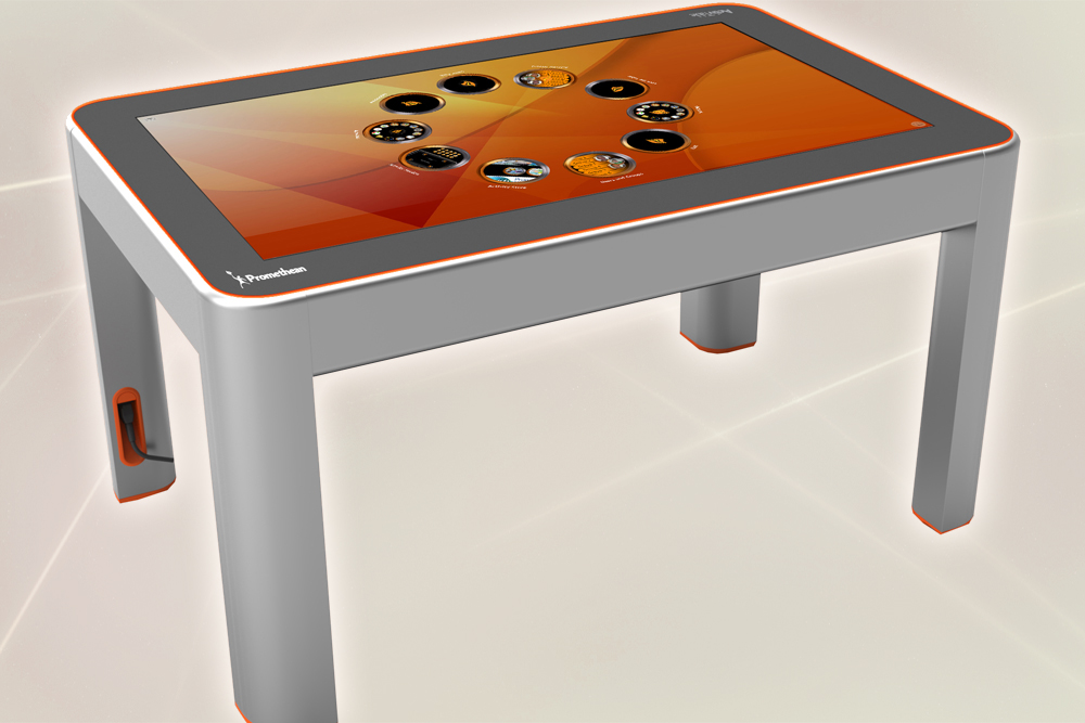 Table tactile école ActivTable
