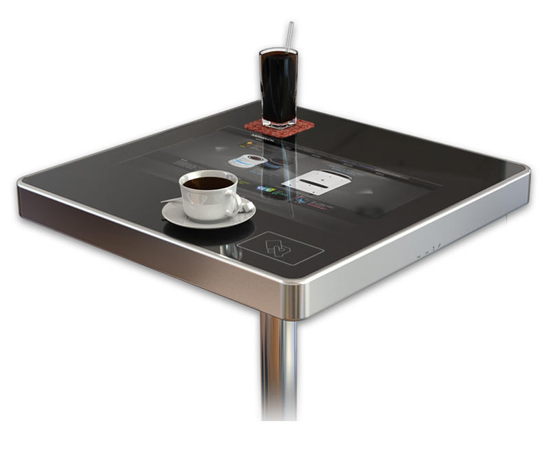 D Neo Touch Table For Restaurants Dymension
